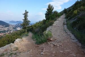 Hike up Mount Srd