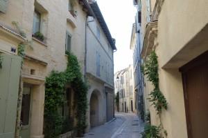 Street in Uzes